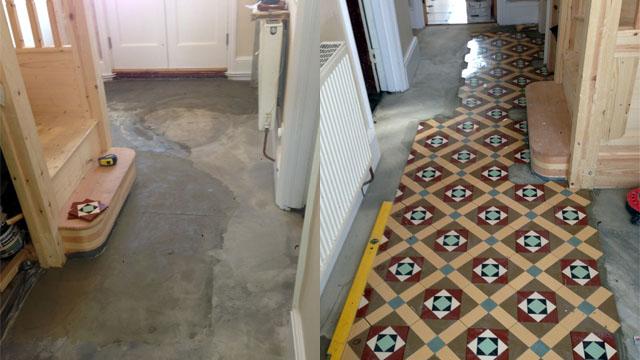Tiling brussels tiler belgium tradesman brussels for Tiles images for hall